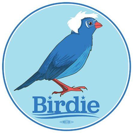 birdie-sanders-sticker
